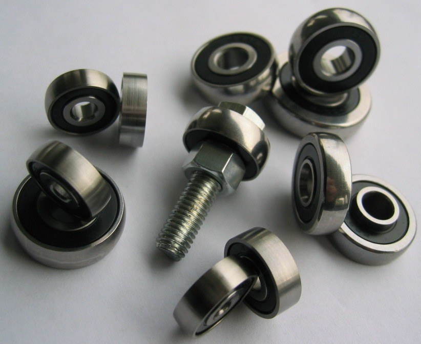 Needle Bearing Sealed Supporting Roller Bearings Cam Follower Natr 25 PP Natr 30 PP Natr 35 PP Natr 40 PP Natr 45 PP Natr 50 PP