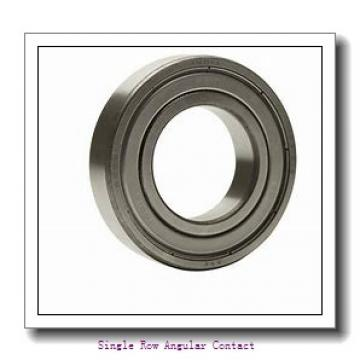 55mm x 100mm x 21mm  FAG 7211-b-jp-ua-fag Single Row Angular Contact