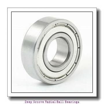 80mm x 140mm x 26mm  NSK bl216-nsk Deep Groove | Radial Ball Bearings