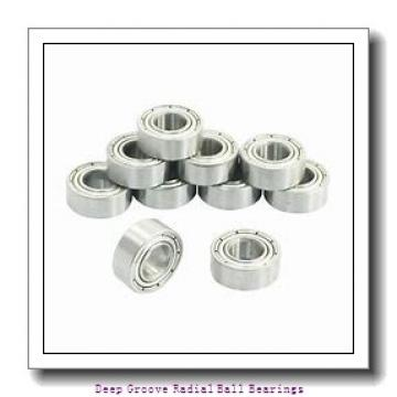 80mm x 140mm x 26mm  NSK bl216z-nsk Deep Groove | Radial Ball Bearings