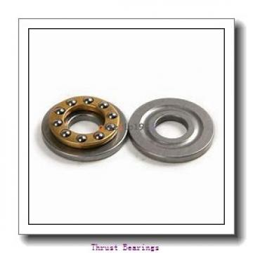 17mm x 35mm x 12mm  QBL 51203-qbl Thrust Bearings