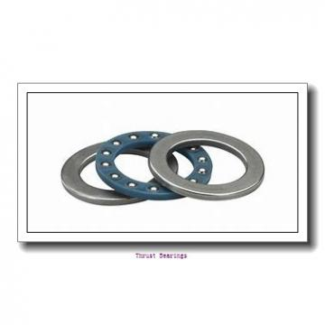 160mm x 225mm x 51mm  FAG 51232-mp-fag Thrust Bearings