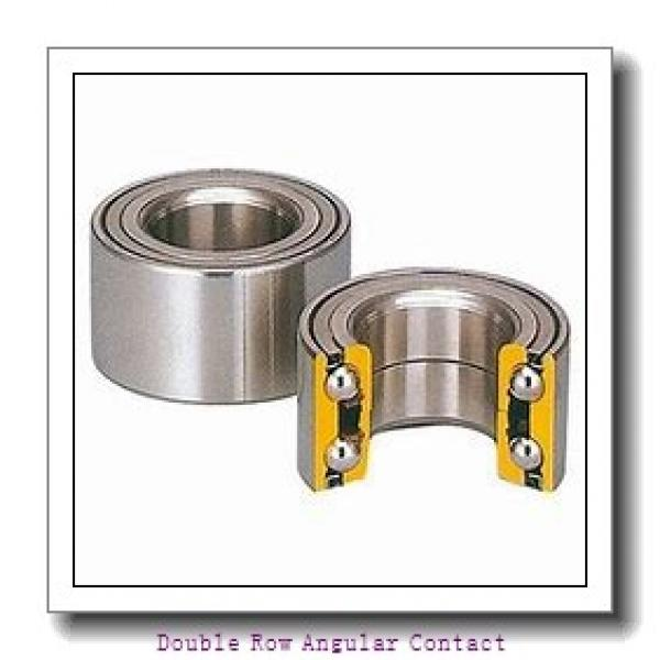 50mm x 90mm x 30.2mm  NSK 3210jc3-nsk Double Row Angular Contact #1 image